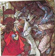 Little Red Riding Hood Scene 4