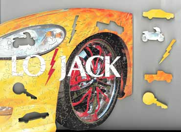 wooden jigsaw puzzle Lo Jack