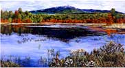 Mount Monadnock wooden jigsaw puzzle