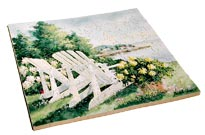 Sitting Together angle wooden jigsaw puzzle