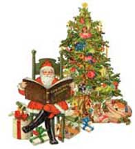 Christmas Orders wooden jigsaw puzzle